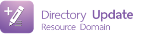 Ithicos Solutions Directory Update - Resource Domain